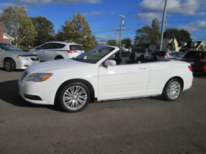 2013 CHRYSLER 200 CONVERTIBLE TRADE WELCOME