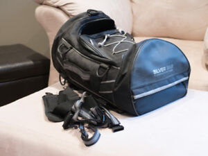 Givi Silver Tailpack -T477 Roll Bag