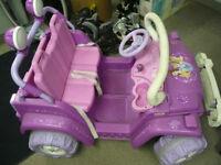 Princess Jeep