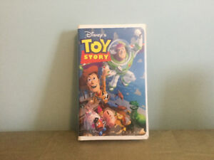 Walt Disney Toy Story VHS