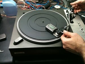 TURNTABLES FOR SALE all SERVICED Calibrated & WARRANTIED