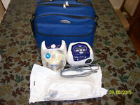 Resmed S8 Elite 2 CPAP with Heated Humidifier, New Hose, Bag