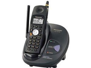 Panasonic KX-TG2420B cordless phone with caller ID/call waiting Windsor Region Ontario image 2