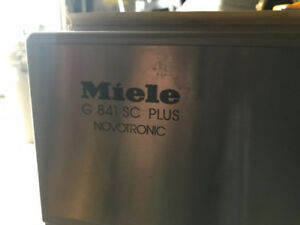 Miele g841sc dishwasher for parts or handyman