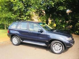 2005 BMW X5 3.0 i SE 5dr