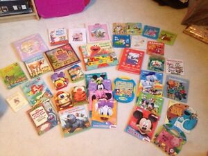 Children's book and puzzle lot