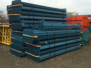 50,000 Sq.Ft. New and Used Pallet Racking Kitchener / Waterloo Kitchener Area image 10