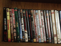 300+ movies and series for sale!