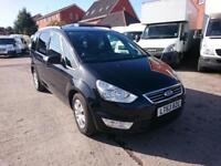 Ford Galaxy 2.0TDCi 140ps Powershift Zetec 7 SEATER - 2013 63-REG - 6 MONTHS MOT