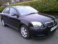 Toyota Avensis 1.8 VVT-i Colour Collection 2006 (56 Reg) 80000 Miles