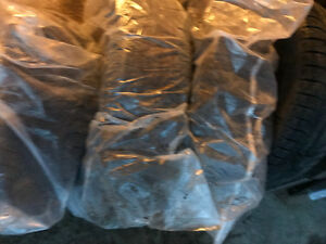 4 Winter tires with 4 Rims For Sure Kitchener / Waterloo Kitchener Area image 4