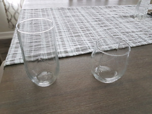 Selling glasses / cups for wedding table decorations