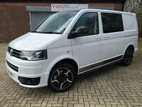2016/16 T32 VW Transporter Sportline Edition 60 Panel Van & Kombi Available