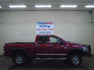 2008 Dodge Power Ram 2500 Laramie Pickup Truck