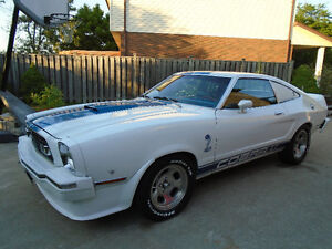 1976 Ford Mustang Cobra ll  ***Last Wk End For TRADE/ SALE*** London Ontario image 9