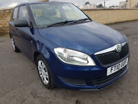 LOW MILEAGE - SKODA FABIA TDI, £20 ROAD TAX, 75 MPG
