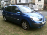Renault Grand Scenic 1.6 VVT 111 Euro 4 Dynamique 7 SEATER