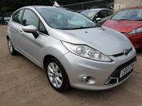 2010 FORD FIESTA 1.4 TDCI ZETEC 5 DOOR MANUAL 115K FULL HISTORY