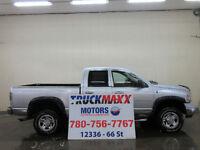 2005 Dodge Ram 2500 SLT Quad Cab Diesel 4x4 Edmonton Edmonton Area Preview