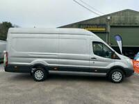 2016 Ford Transit 350 EURO 6 130 BHP XLWB L4 JUMBO TREND AIR CON CRUISE FRONT+RE