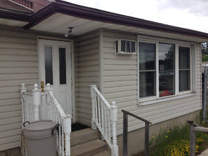 Single bedroom house with office space for rent or purchase