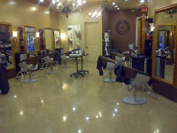 Accentric Salon & Spa is looking for stylists