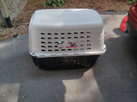 Large Dog Crate for Airline travel