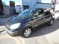 RENAULT GRAND SCENIC 1.6 DYNAMIQUE 7 SEAT MPV 3 MONTH WARRANTY FINANCE AVAILABLE