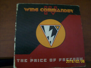WING COMMANDER FOR PC