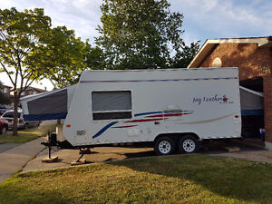 2007 Jayco Jay Feather EXP 19H Camping Trailer