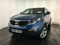 2014 KIA SPORTAGE 2 CRDI DIESEL ESTATE 1 OWNER SERVICE HISTORY FINANCE PX