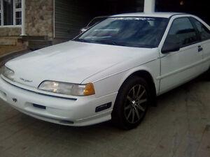 Ford thunderbird LX 1992