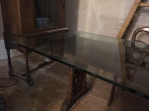 Dining Room Glass Table Top
