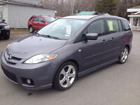 2007 MAZDA 5, LEATHER, THIRD ROW SEATING, 832-9000 OR 639-5000