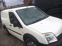 Ford transit Connect 55reg long mot