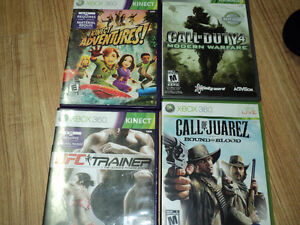 Jeux Xbox 360 usagés