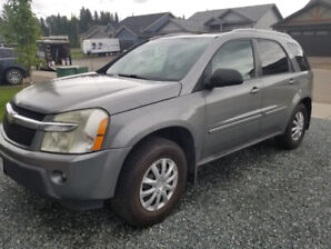 2005 Chevy Equinox LT AWD