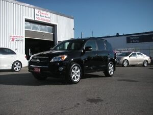 2009 Toyota RAV-4 Limited SUV, VERY CLEAN, LOW KMS!! $12999