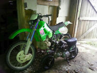 1994 KDX 200 for sale
