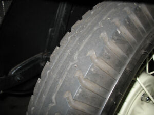 Model A 19 inch tires