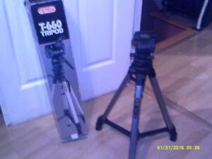 Caméra et accessoires