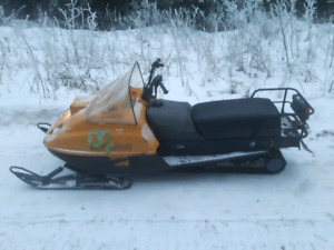 85 Ski-Doo Citation (Tundra)