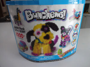 Bunchems Jumbo Pack 1000 pieces
