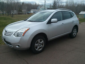 2009 Nissan Rogue S SUV, Crossover