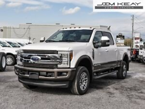 2017 Ford F-250 Super Duty King Ranch  - Leather Seats - $290.52