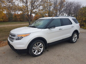 2014 Ford Explorer SUV, Crossover