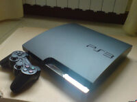 Sony PS3 slim barely used