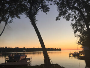 Cottage Vacation in the North