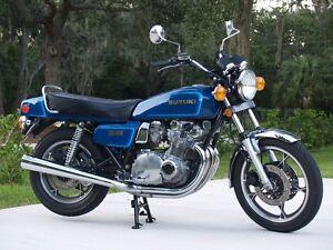 RECHERCHE Suzuki GS1000 ou GS750 1978