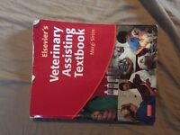 Used Veterinary Assisting Textbook by Margi Sirois